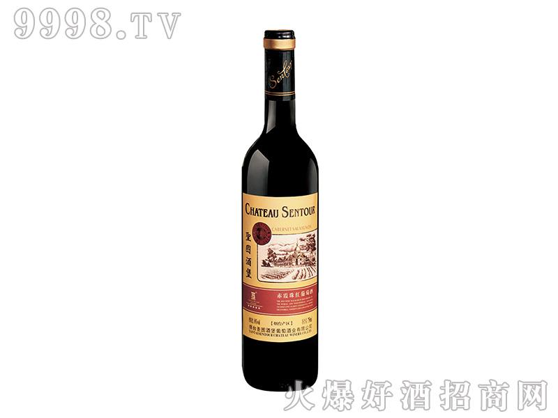 圣图酒堡甜红葡萄酒