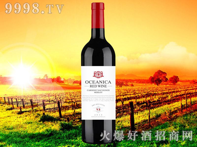 澳洲奔富酒庄干红葡萄酒V3