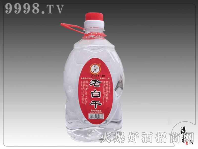 老白干酒1.8L