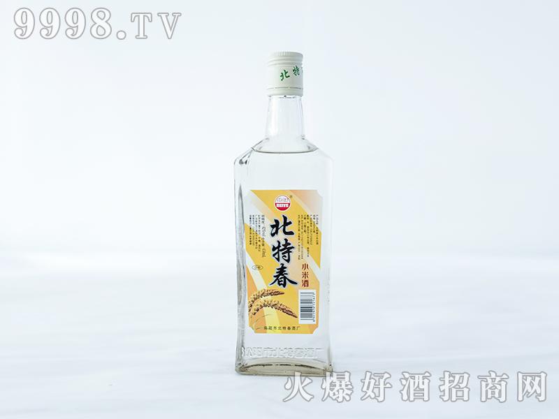 北特春小米-酒黄标