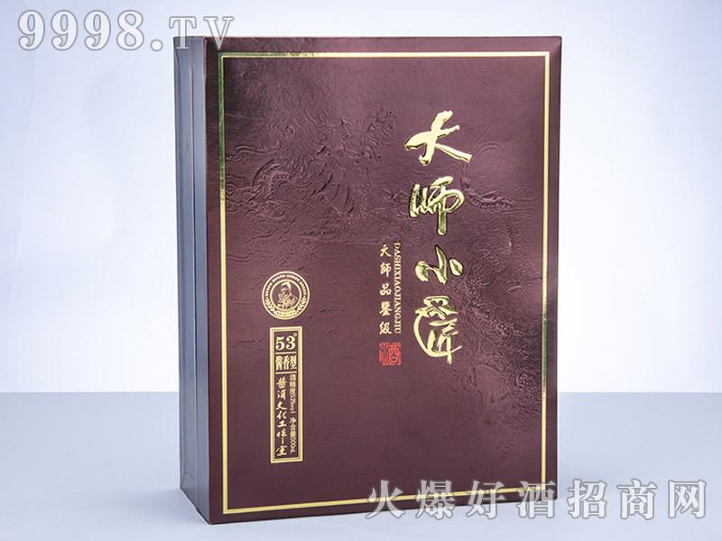 大师小匠酒(大师品鉴)盒