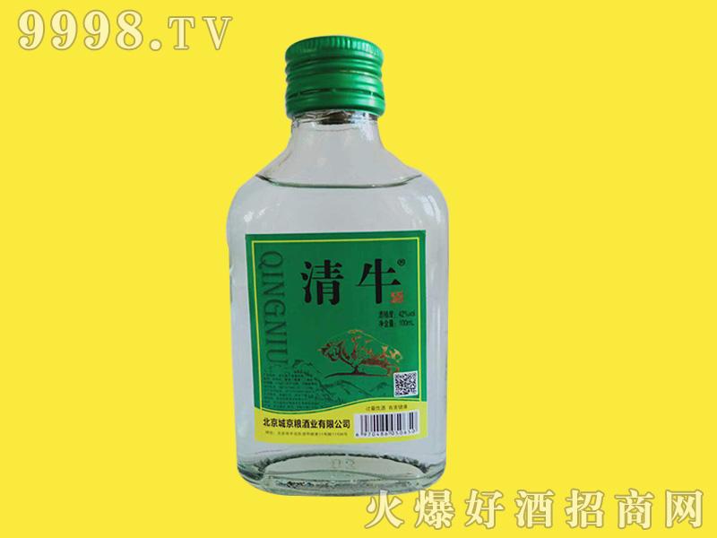 清牛酒100ml