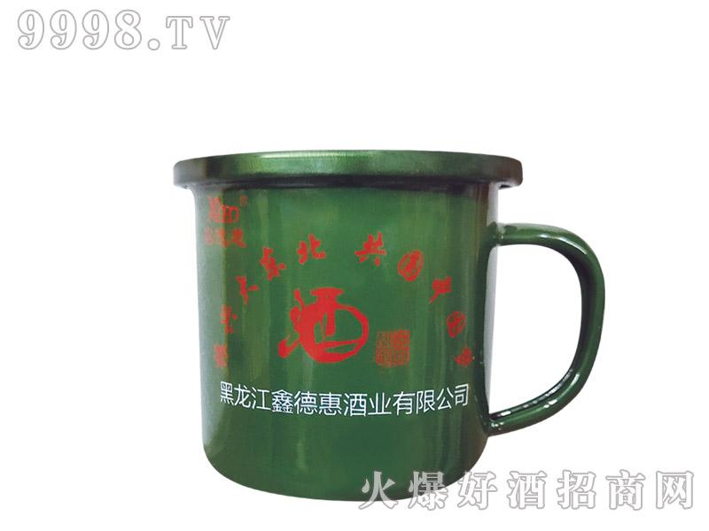 关东大茶缸酒 42°125ml×32