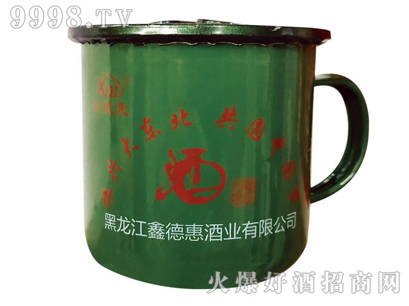东北大茶缸酒 42°300ml×18