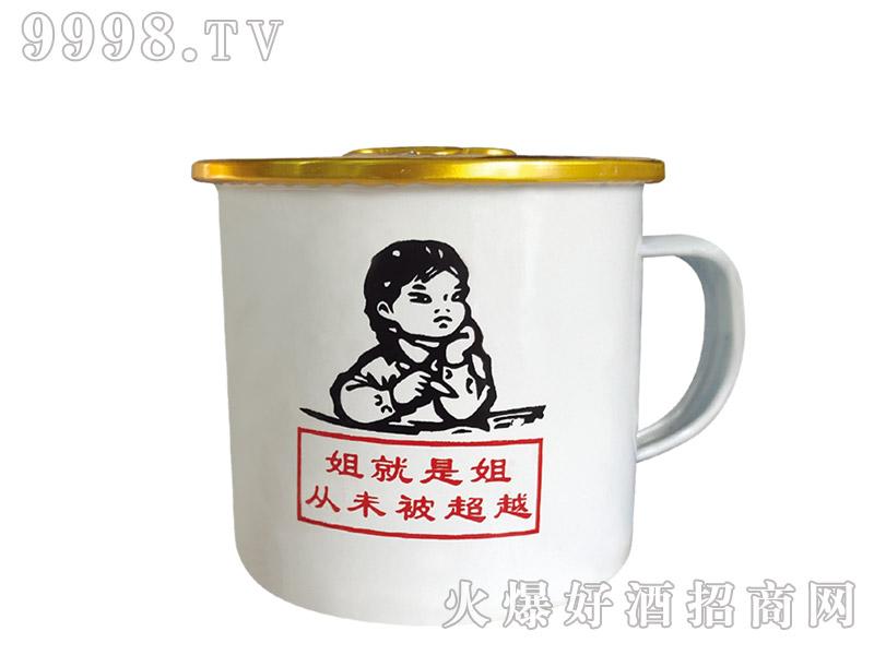 东北大茶缸酒 42°125ml×32