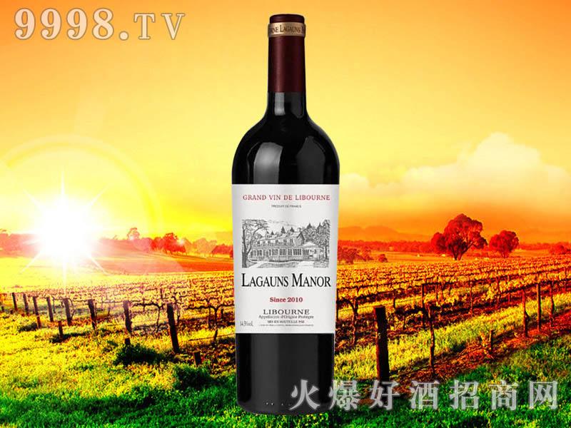 经典干红葡萄酒拉贡2010