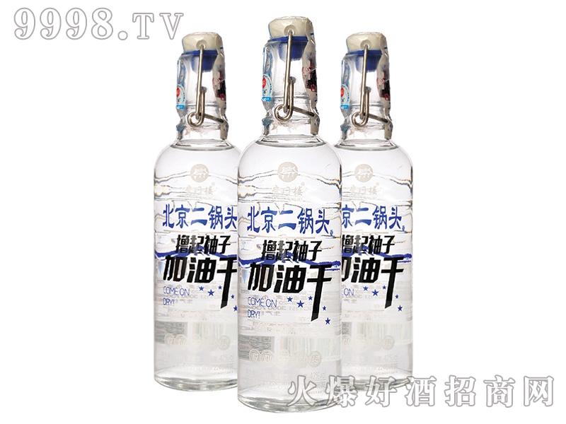 北京二锅头(撸起袖子加油干)  300ml