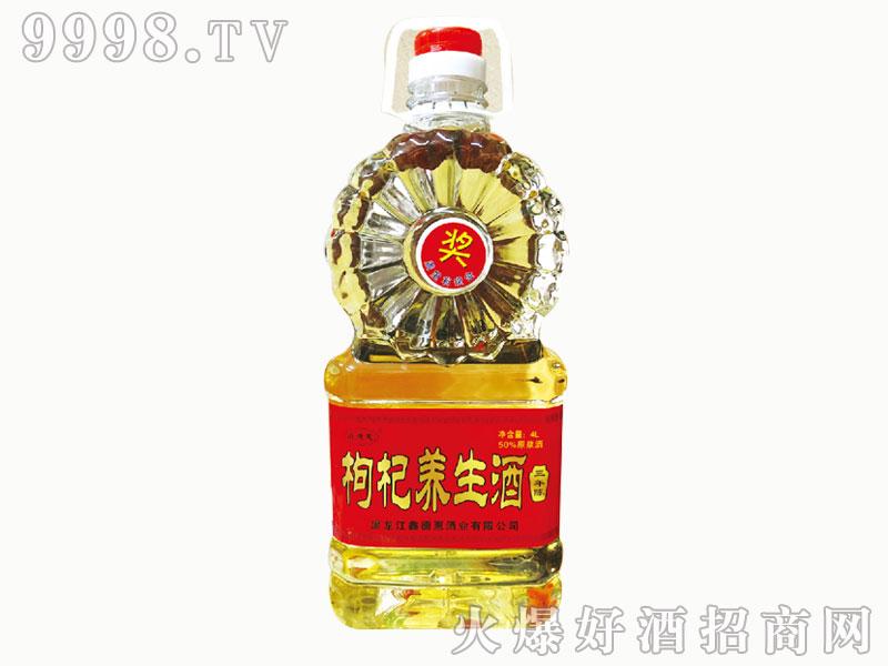 枸杞养生酒 4L
