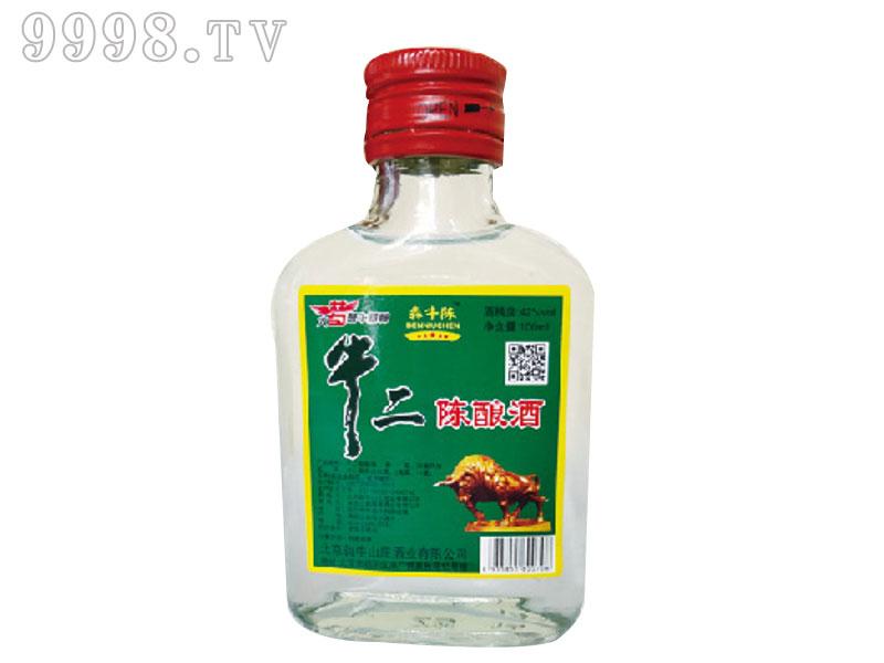 牛二陈酿酒 100ml