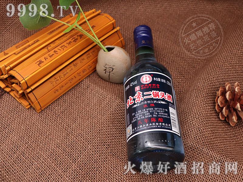 北京二锅头酒-淡雅 250ml