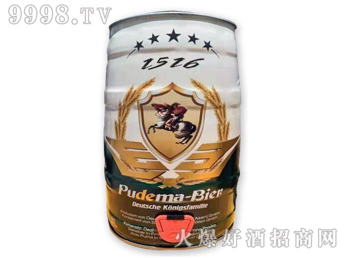 """""""德国彪马""""原浆啤酒5L"""