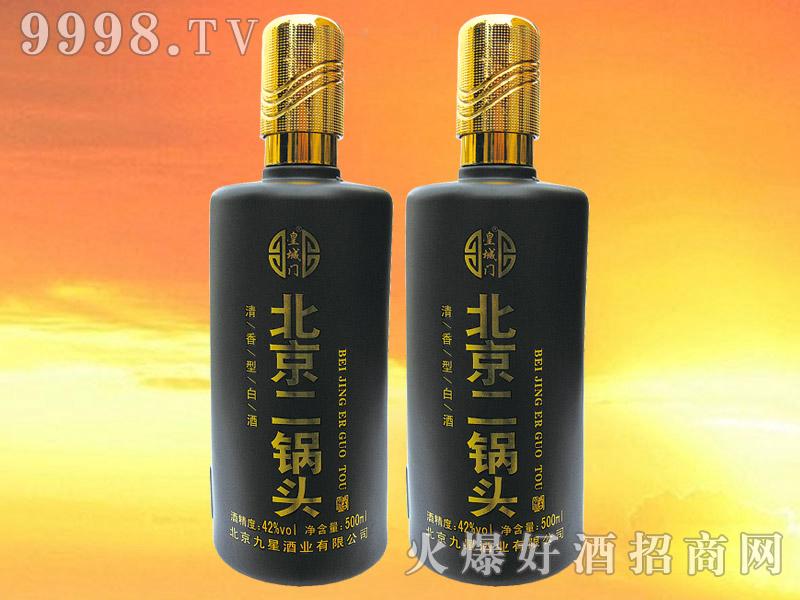 皇城门北京二锅头酒42°500ml×12(清香型)