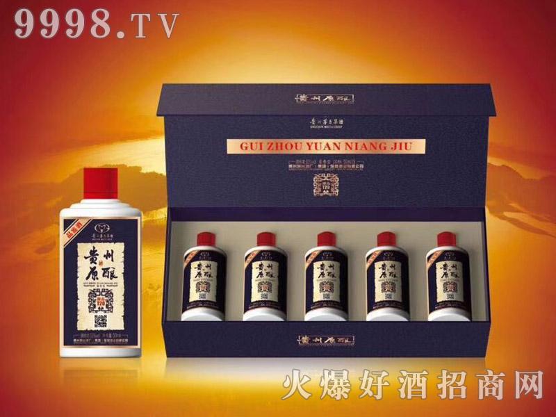 贵州原酿酒御品T20 53°50ml×5瓶