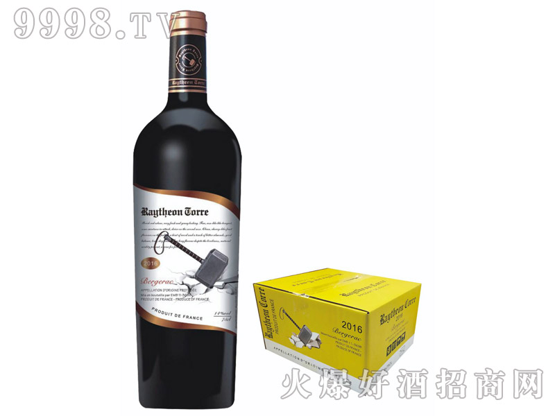 雷神托尔干红葡萄酒2016