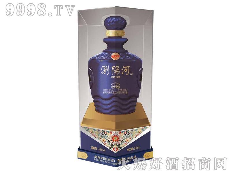 浏阳河酒茗品