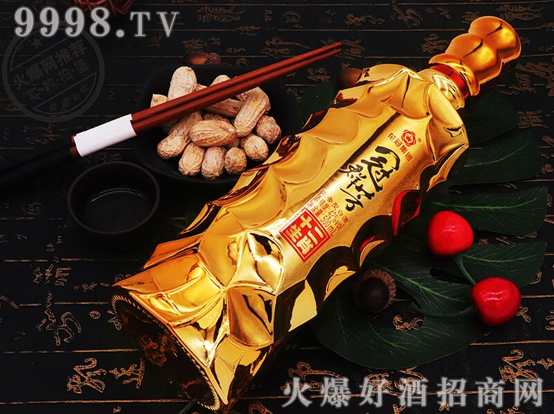 冠群芳十二生肖酒(金)500ml