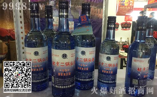 爆款永丰二锅头 北京二锅头酒业惊艳山东春糖