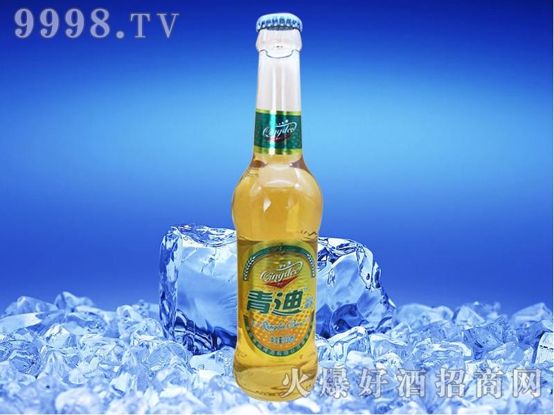 青岛青迪啤酒瓶装