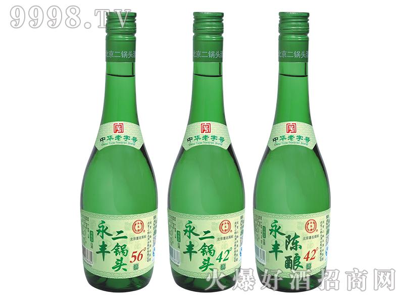永丰二锅头酒480ml