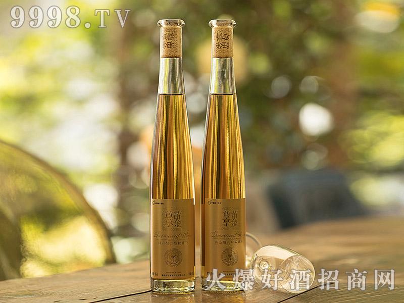 扬子撸点酒尊享黄金酒(礼盒装)