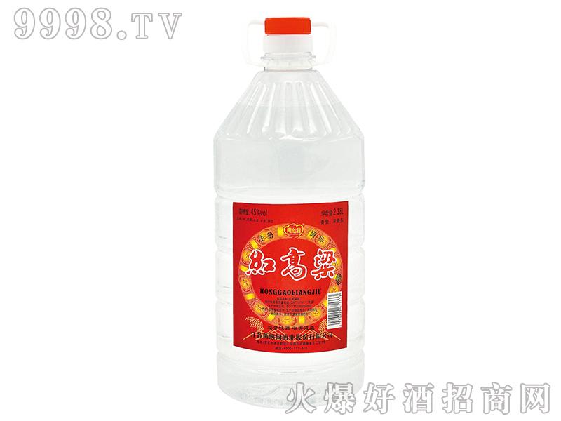 红高粱酒 45度2.38L