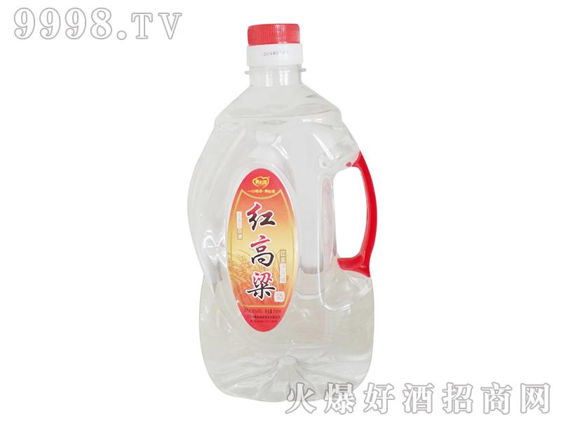 红高粱酒 45度2L