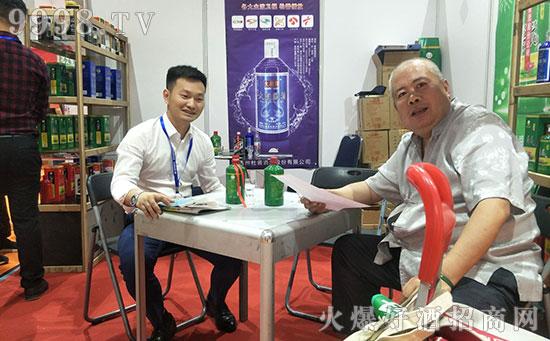贵州杜酱酒业现身济南糖酒会,杜酱荷花酒再度来袭