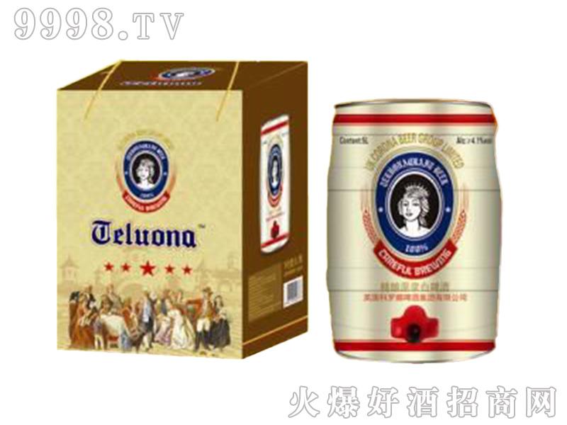 科罗娜原浆白啤礼盒