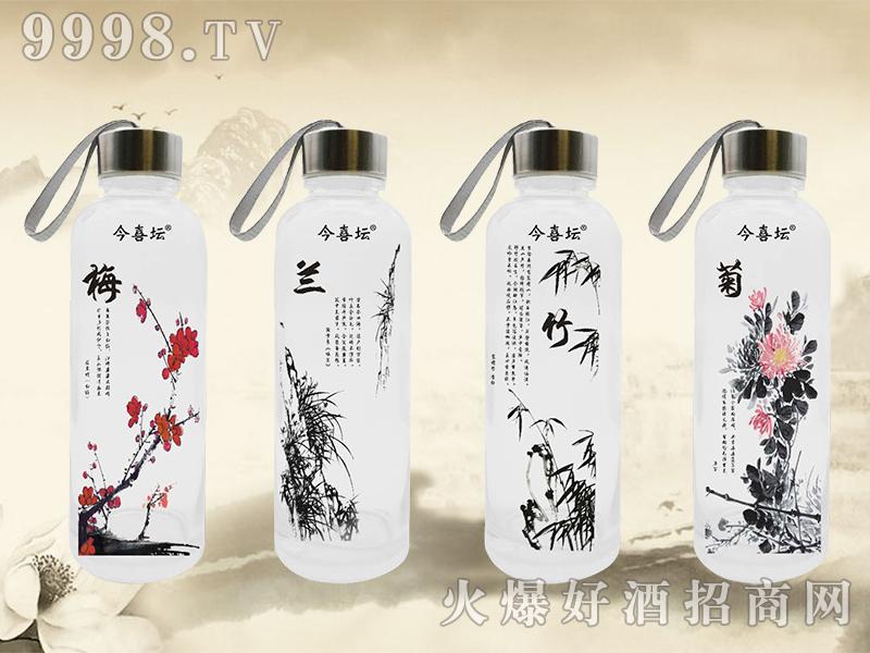 金喜坛酒-梅兰竹菊