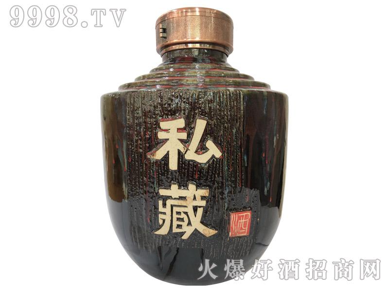 景德镇手工陶瓷私藏酒