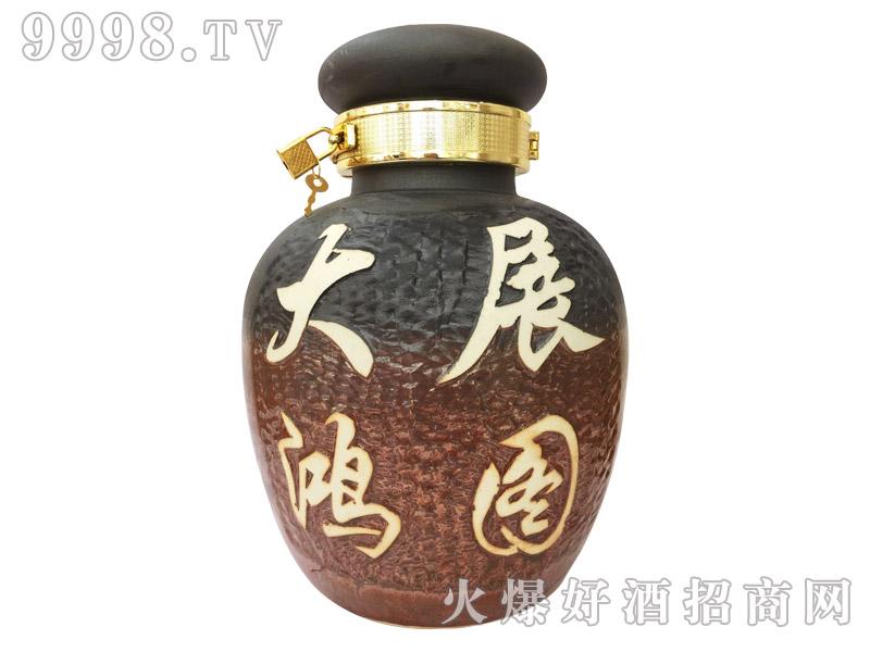 景德镇手工陶瓷大展鸿图