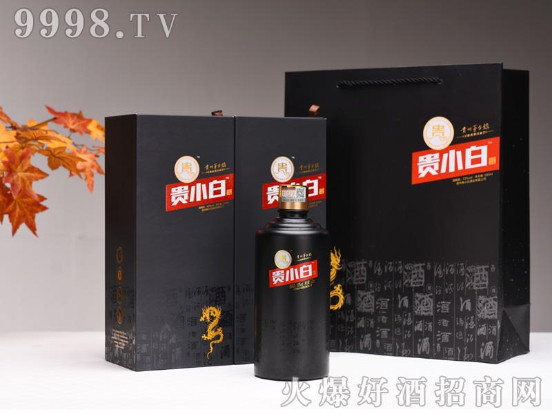 贵小白金龙酒盒装 500ml