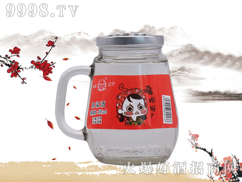 参小白-42度高粱酒