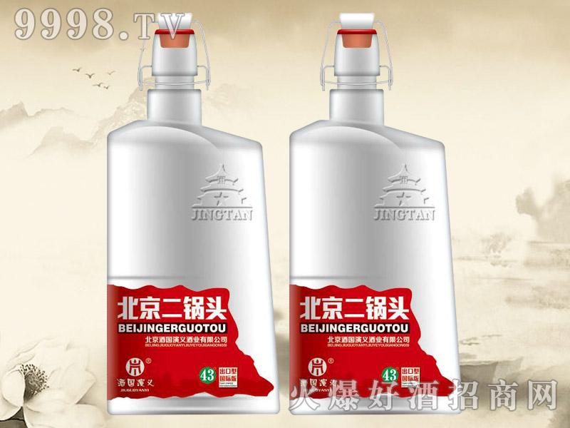 酒国演义北京二锅头酒(红标)