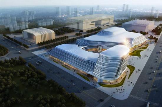 2019第23届河北省糖酒会展馆介绍