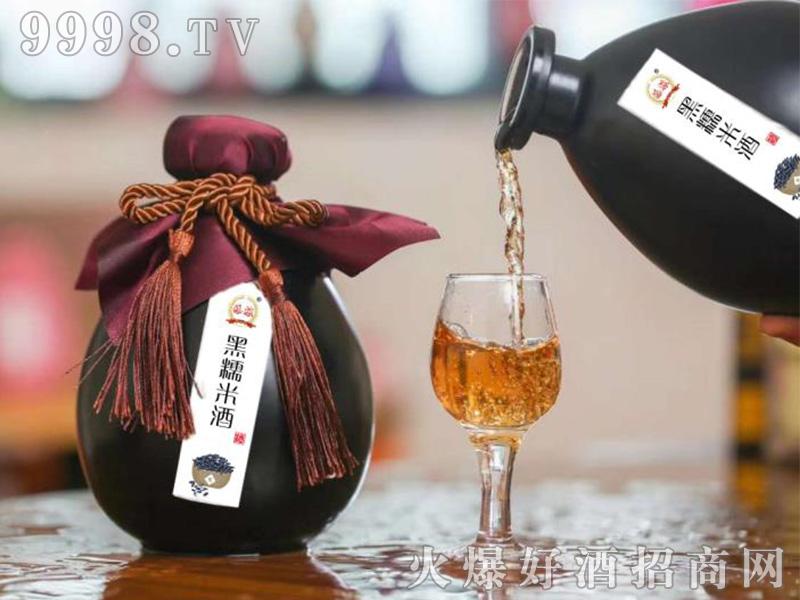 添赖黑糯米酒