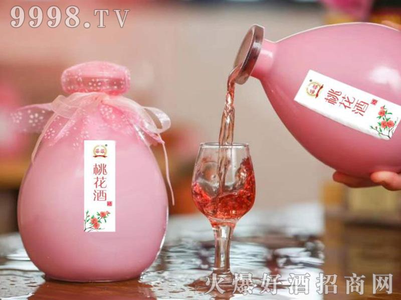 添赖桃花酒