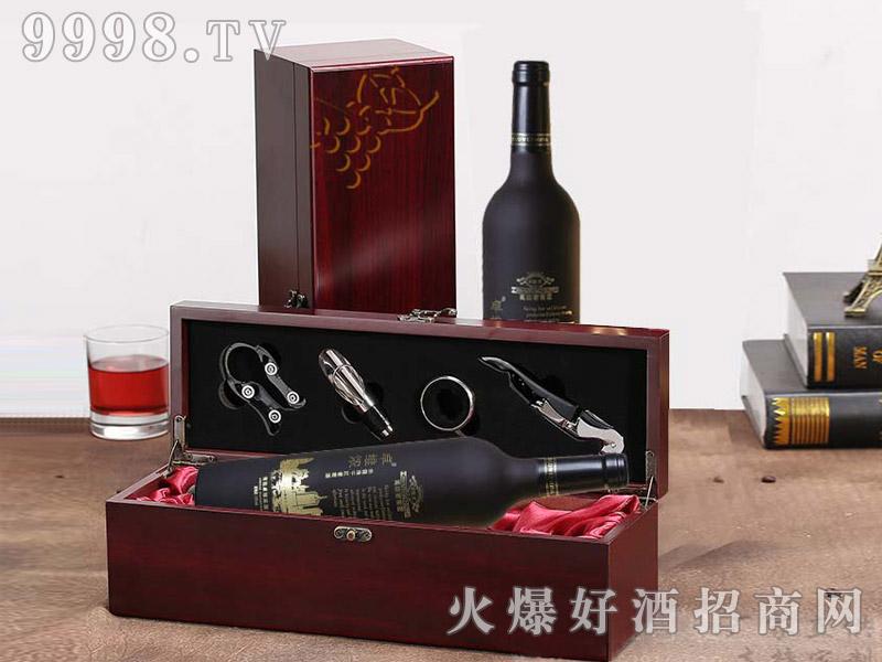 卓维浓赤霞珠干红葡萄酒(磨砂烫金)单支