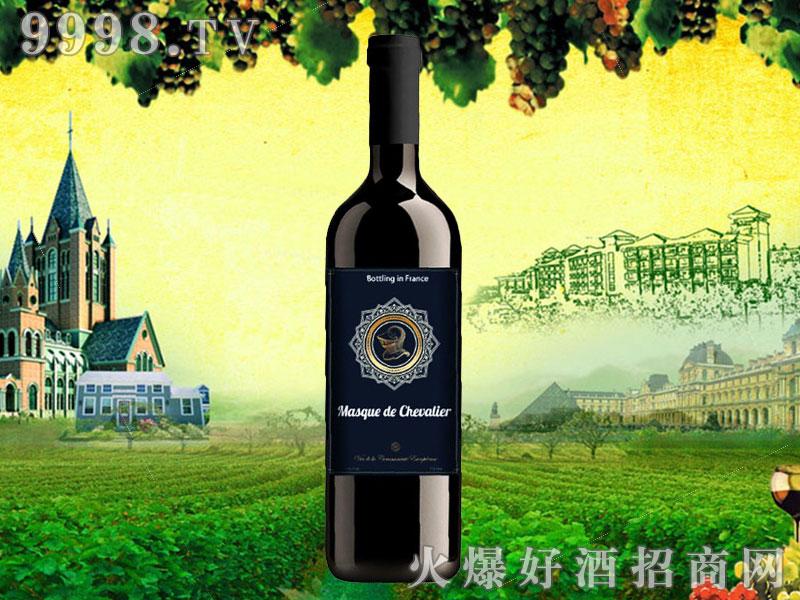 骑士盔甲干红葡萄酒