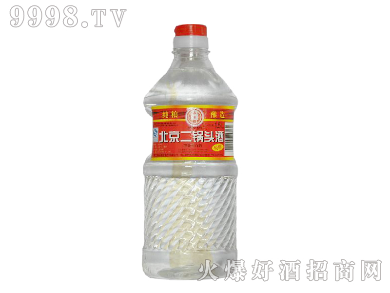 北京二锅头酒1.5L
