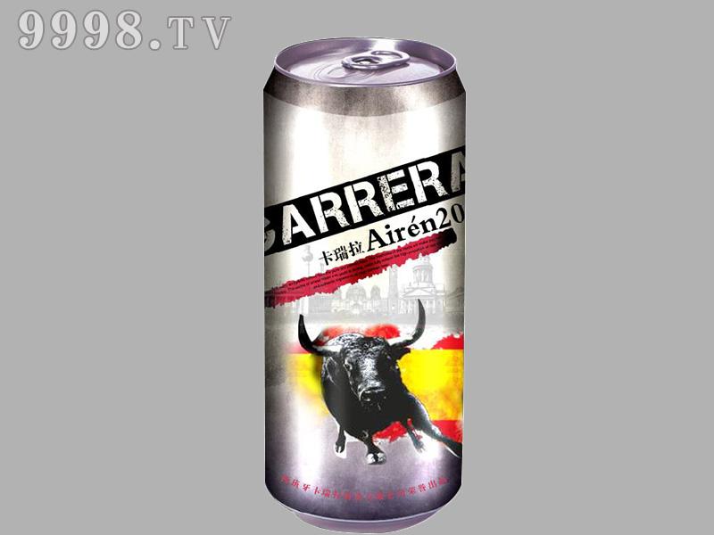 卡瑞拉啤酒罐装