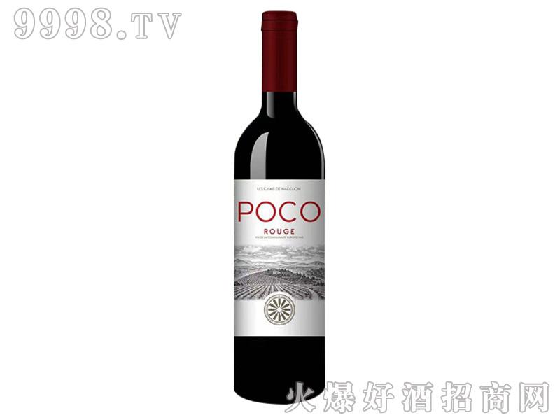 珀蔻珍酿干红葡萄酒