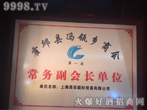 霍邱县冯瓴乡商会常务副会长单位-上海昂菲国际贸易有限公司