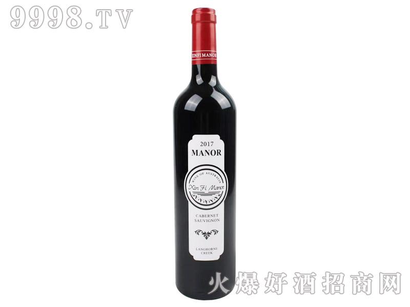 心菲庄园赤霞珠干红葡萄酒