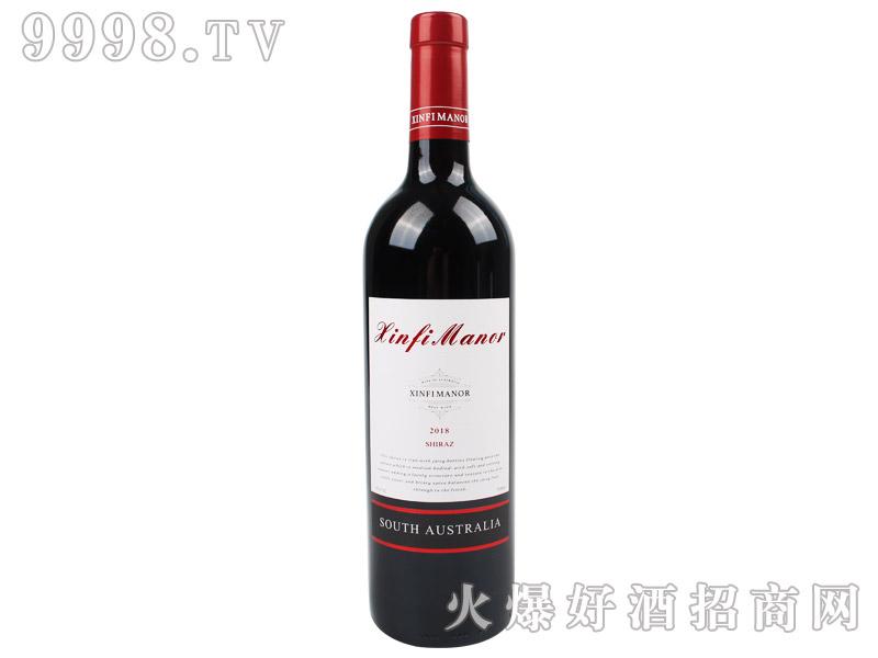 心菲庄园西拉子干红葡萄酒