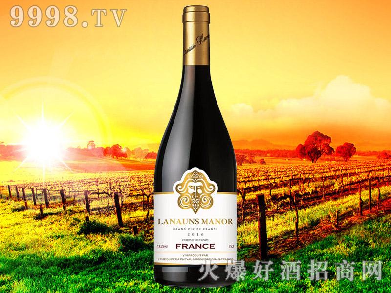 拉贡酒庄歌海娜干红葡萄酒2017
