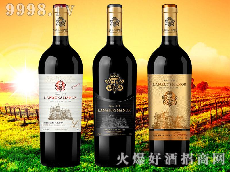 拉贡酒庄新品系列