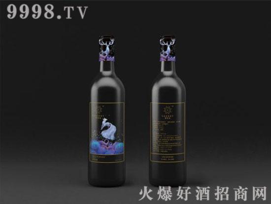 人参鹿茸枸杞酒