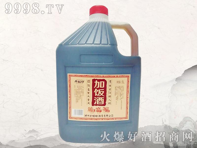 老绍坊加饭酒5L