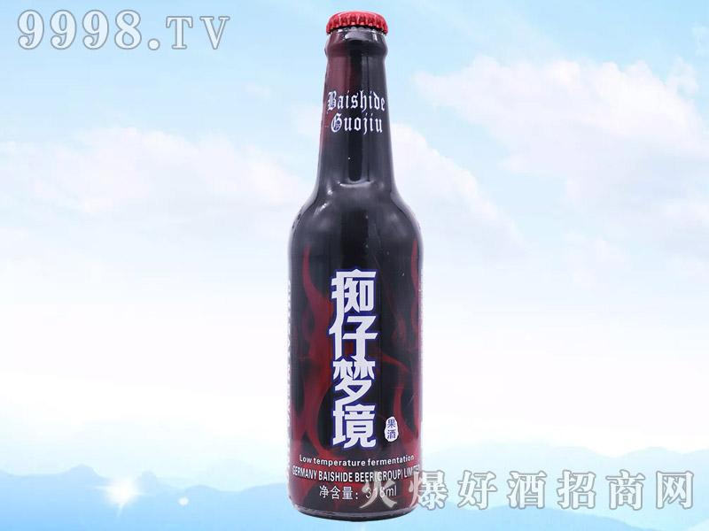 佰士德痴仔梦境啤酒318ml